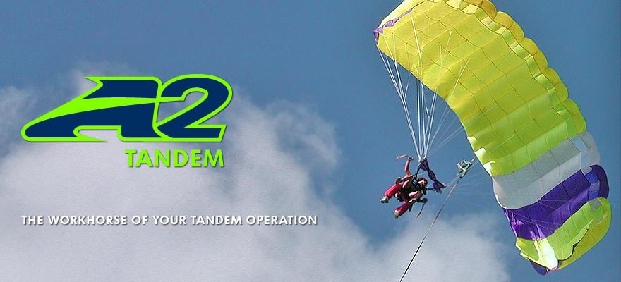 & Aerodyne : A2 Tandem Canopy Selector