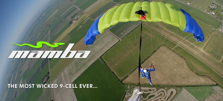 & Aerodyne : Mamba Main Canopy
