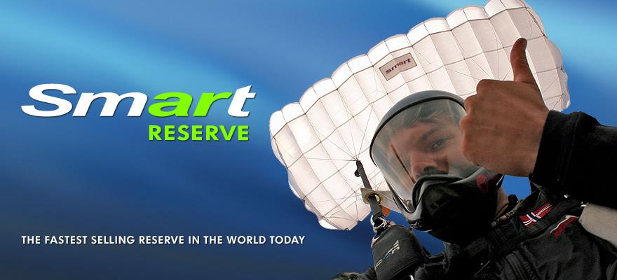 & Aerodyne : Smart Reserve Canopy